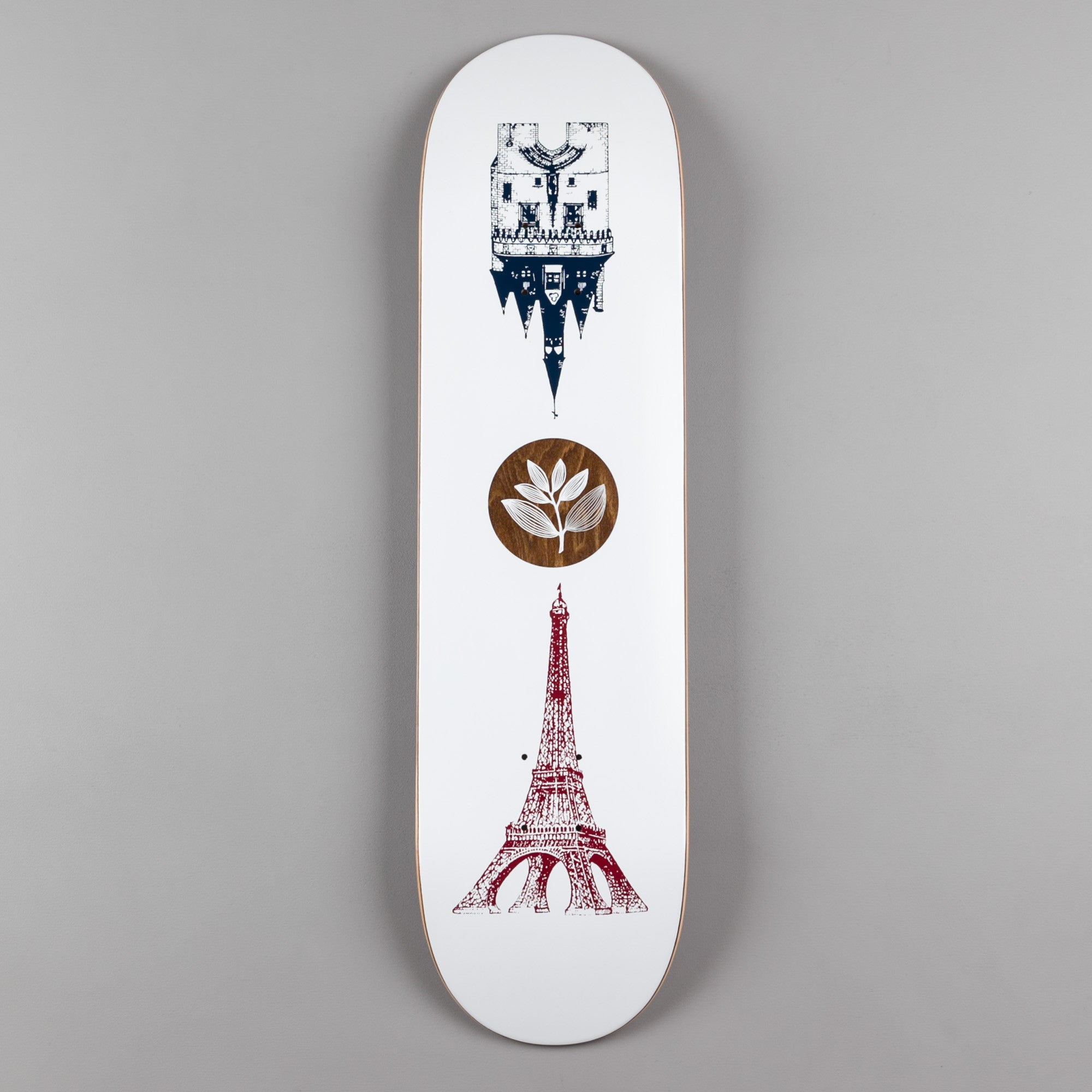 Magenta Paris / Bordeaux Deck - 8.25""