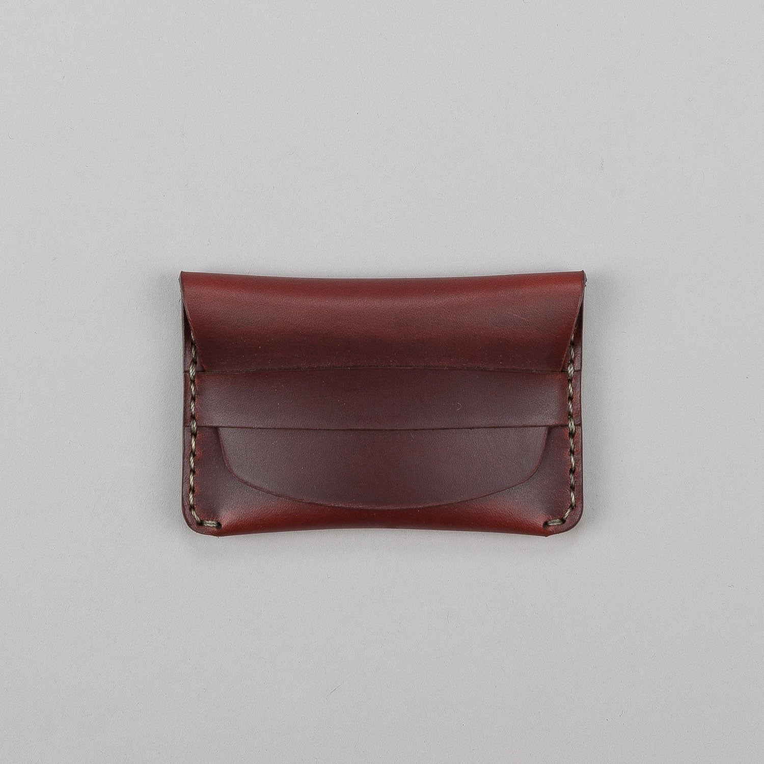 Makr Flap Slim Leather Wallet