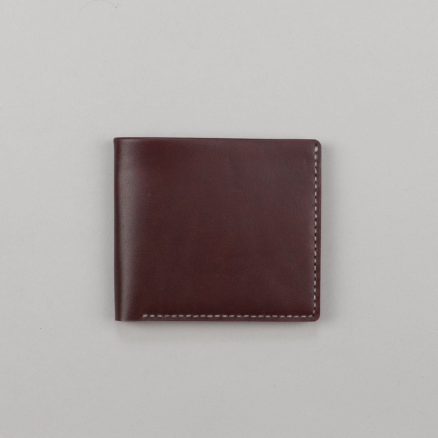 Makr Open Billfold Leather Wallet