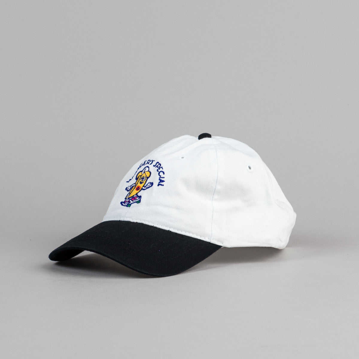 Manager's Special Bobby The Banana Cap - White / Black