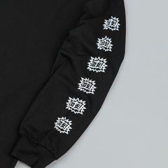 Managers Special Gekiyasu Long Sleeve T-Shirt - Black