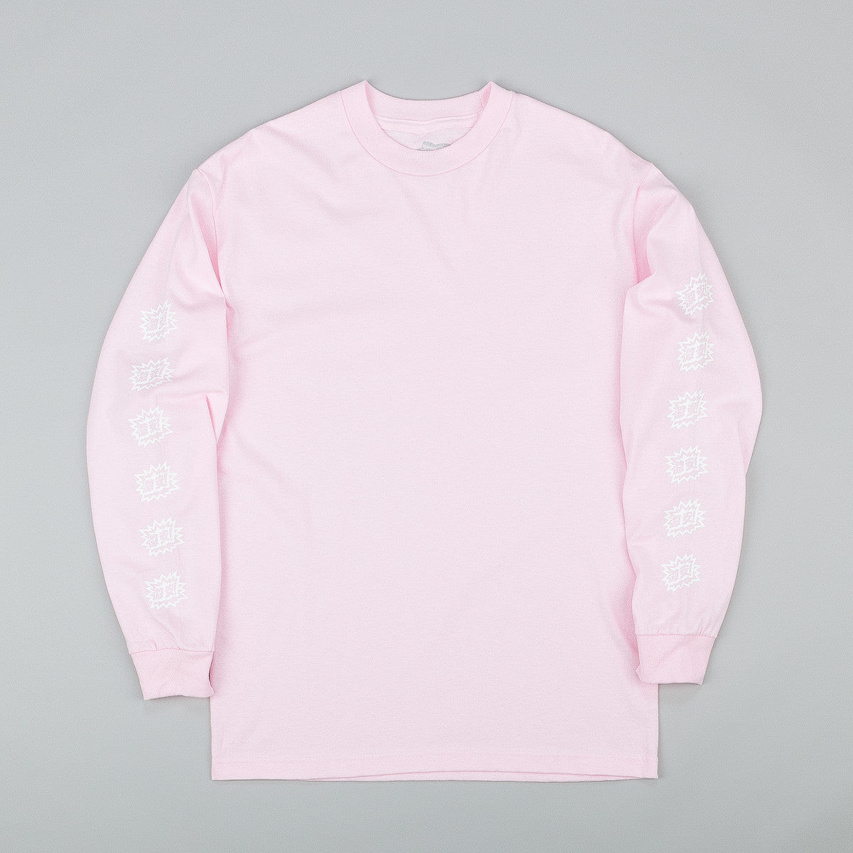 Managers Special Gekiyasu Long Sleeve T-Shirt - Pink
