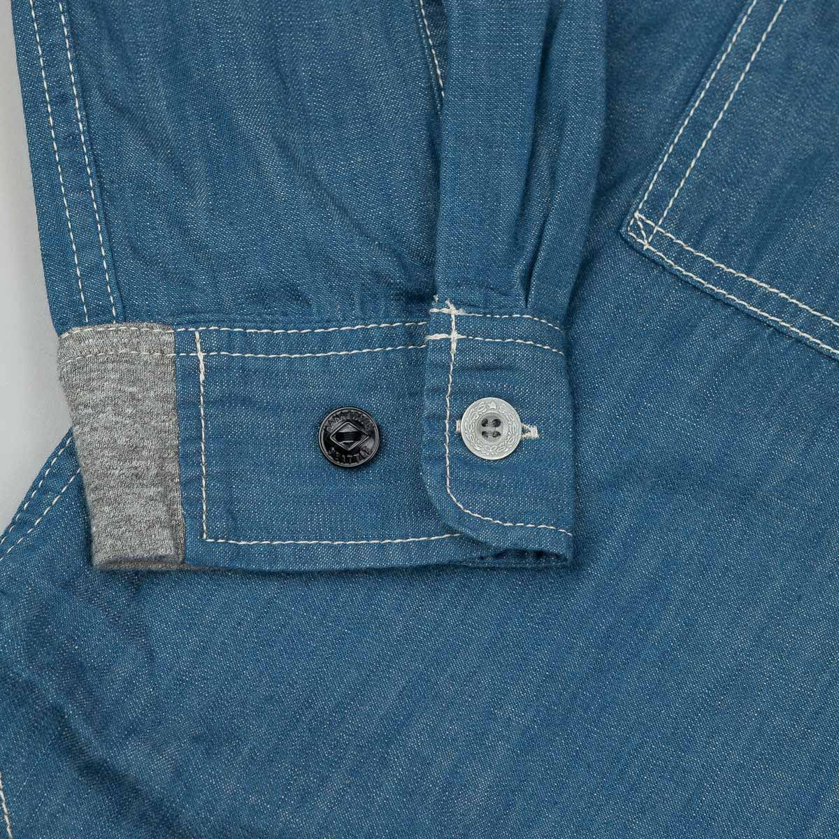 Manastash Camp Shirt - Light Blue
