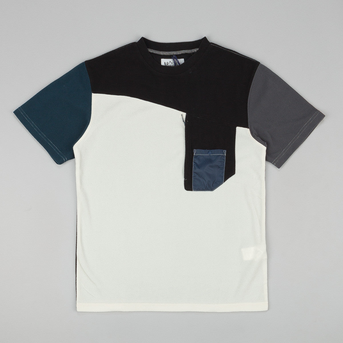 Manastash Micro Fleece Short Sleeve T-Shirt