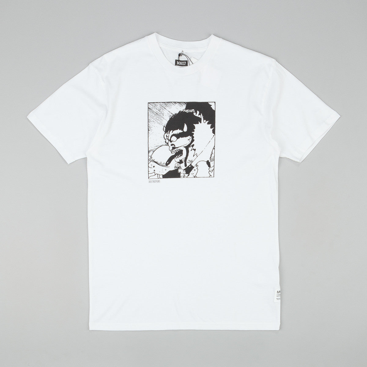 MN07 Destroyer III T-Shirt - White