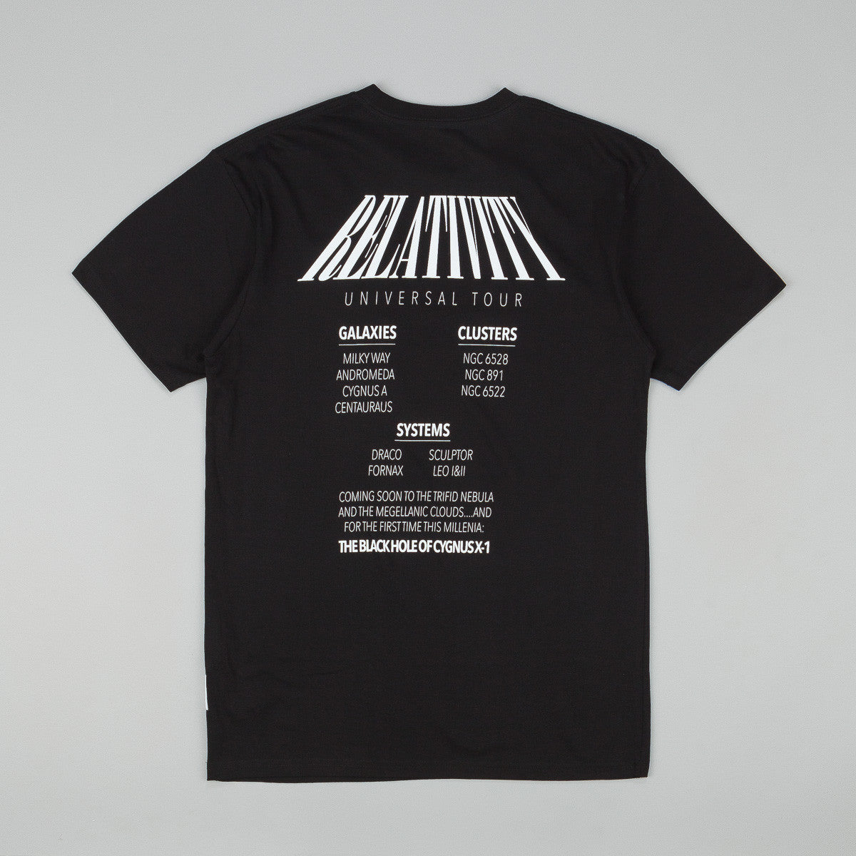 MN07 Relativity T-Shirt - Black