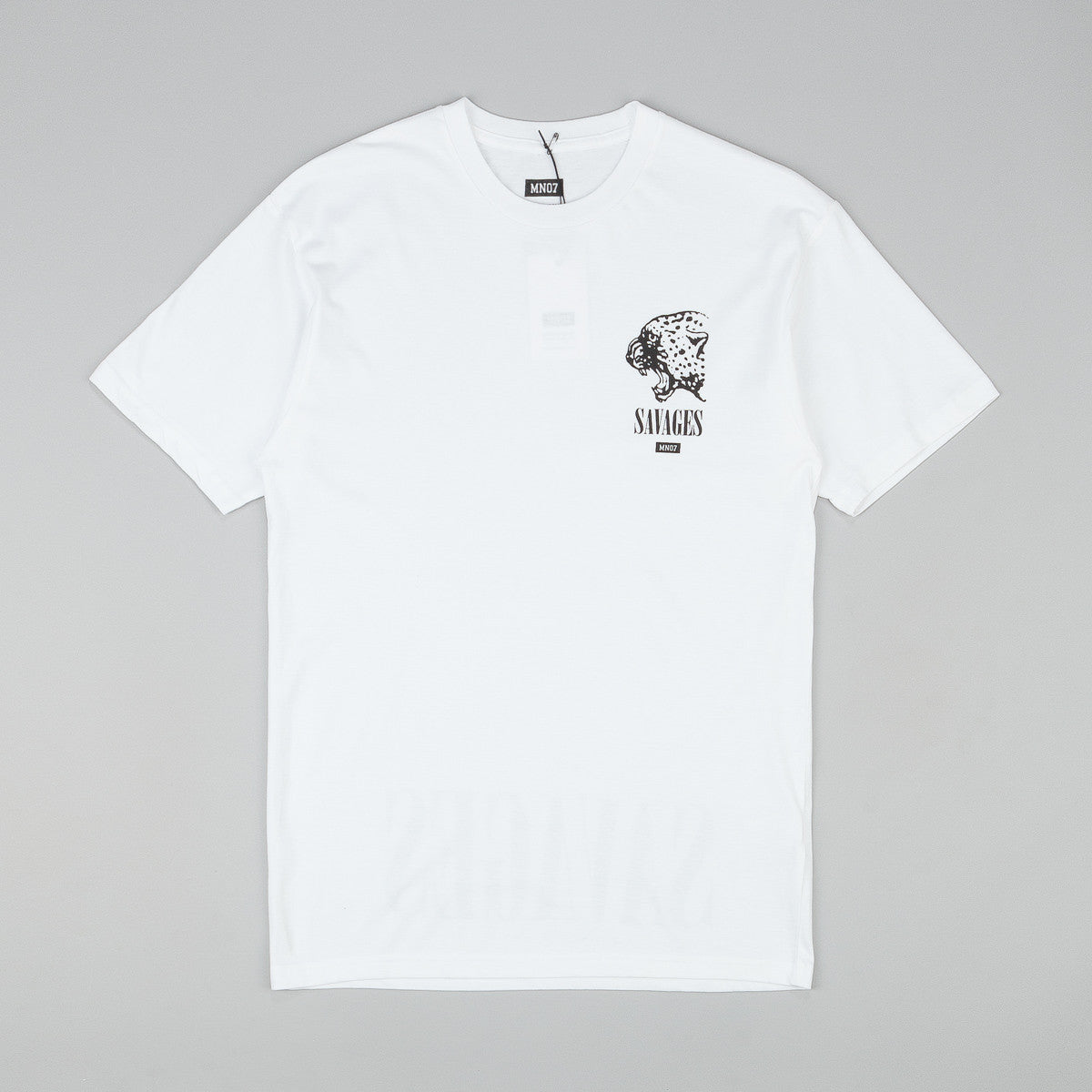 MN07 Savages III T-Shirt - White