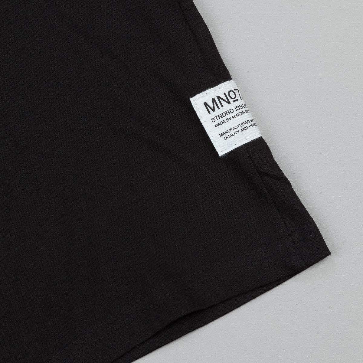 MN07 Spheres T-Shirt - Black