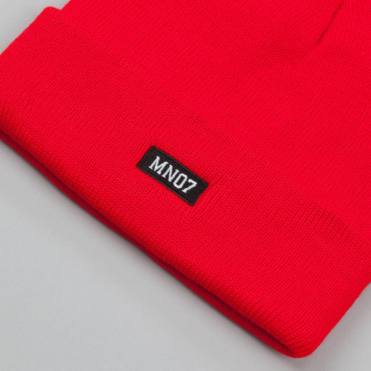 MN07 Stock Beanie - Red