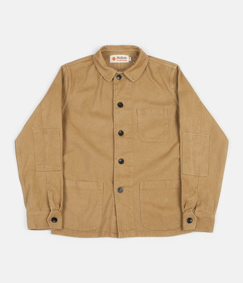 Mollusk Builder Jacket - Tan Earth