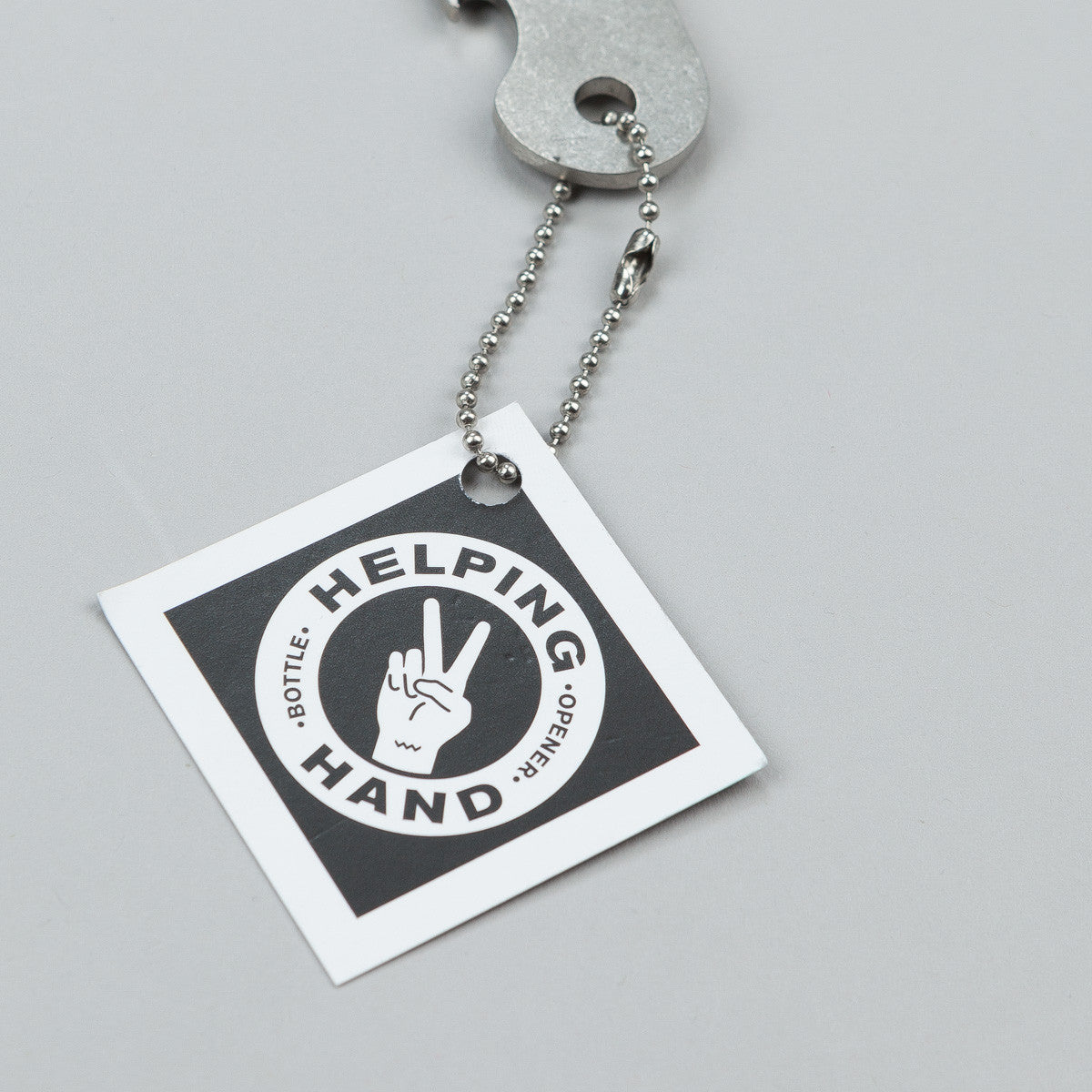 Mood NYC Helping Hand Bottle Opener - Peace