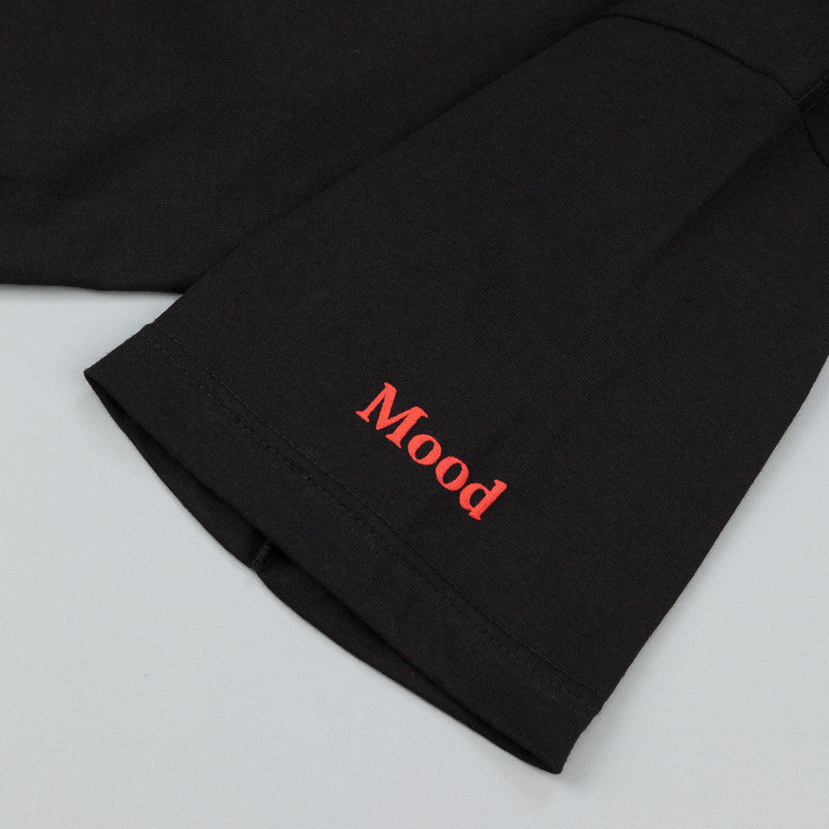 Mood NYC Wavy NYC T-Shirt - Black
