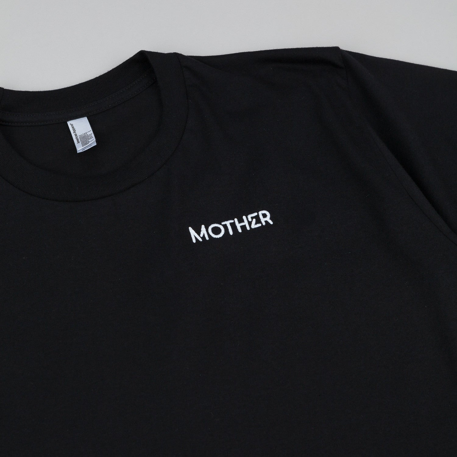Mother Staff T-Shirt - Black