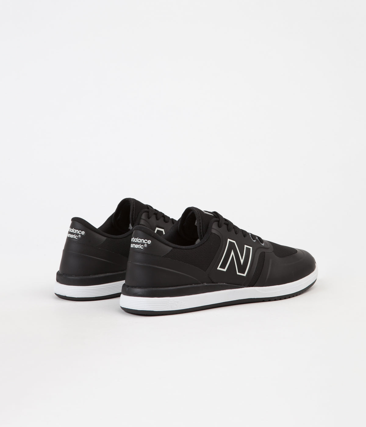 New Balance Numeric 420 Shoes - Black / White