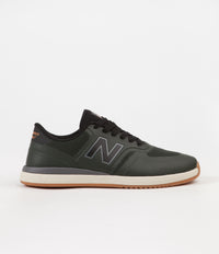 New Balance Numeric 420 Shoes - Forest / Gum
