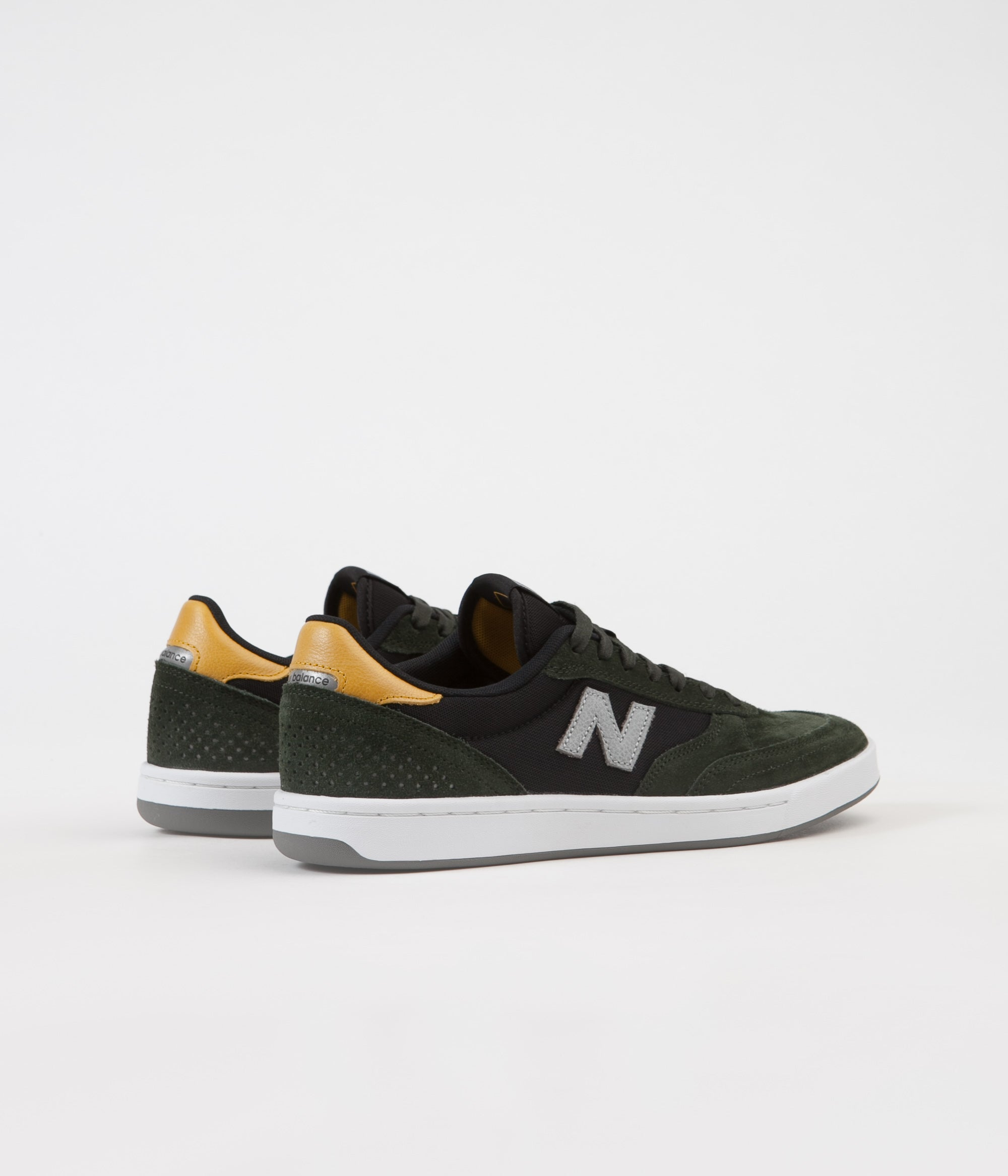 New Balance Numeric 440 Shoes - Forest / Black