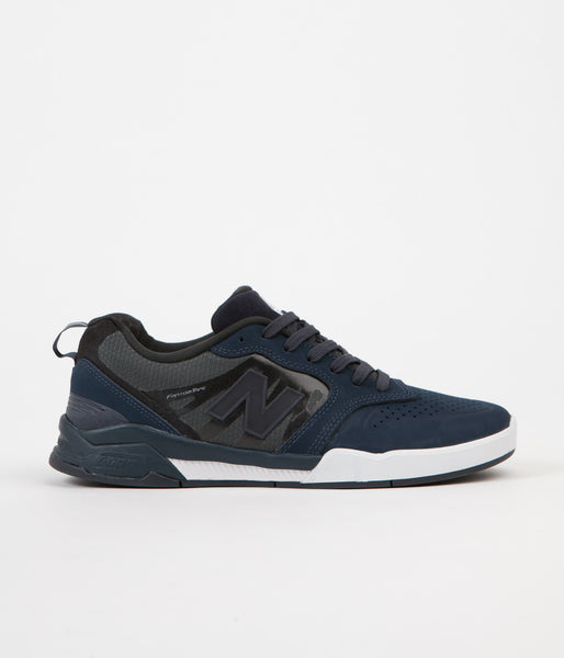 New Balance 868 Shoes - Navy / White