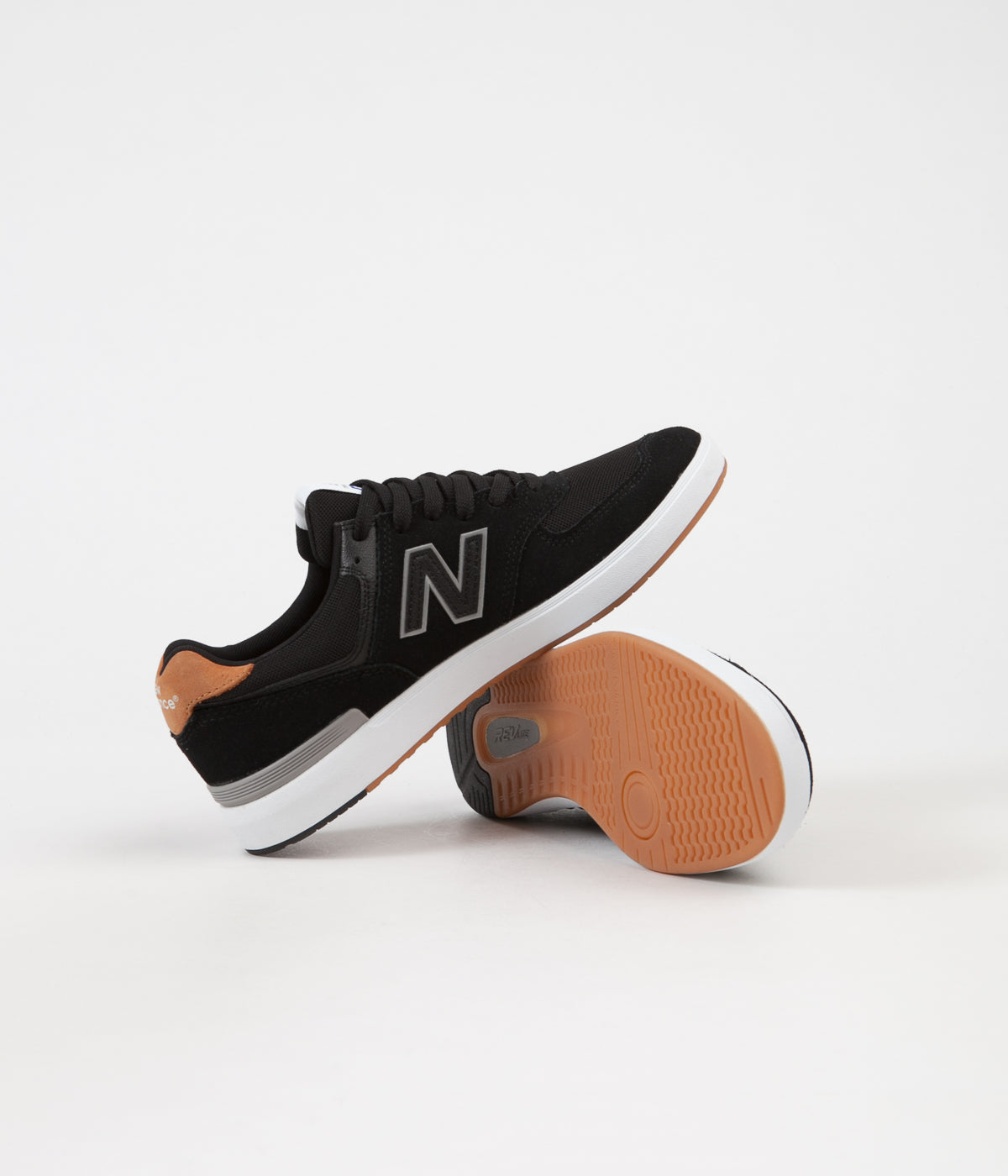 New Balance All Coasts 574 Shoes Black | Flatspot