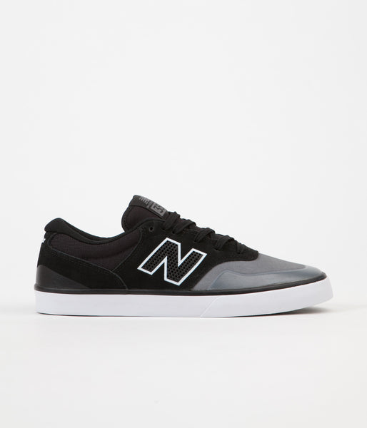 New Balance Arto 358 Shoes - Black / Gunmetal