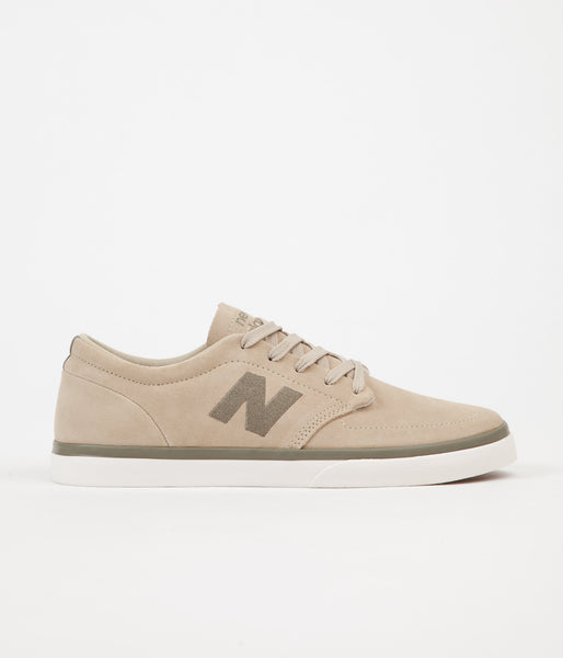 New Balance Brighton 345 Shoes - Sand / Olive