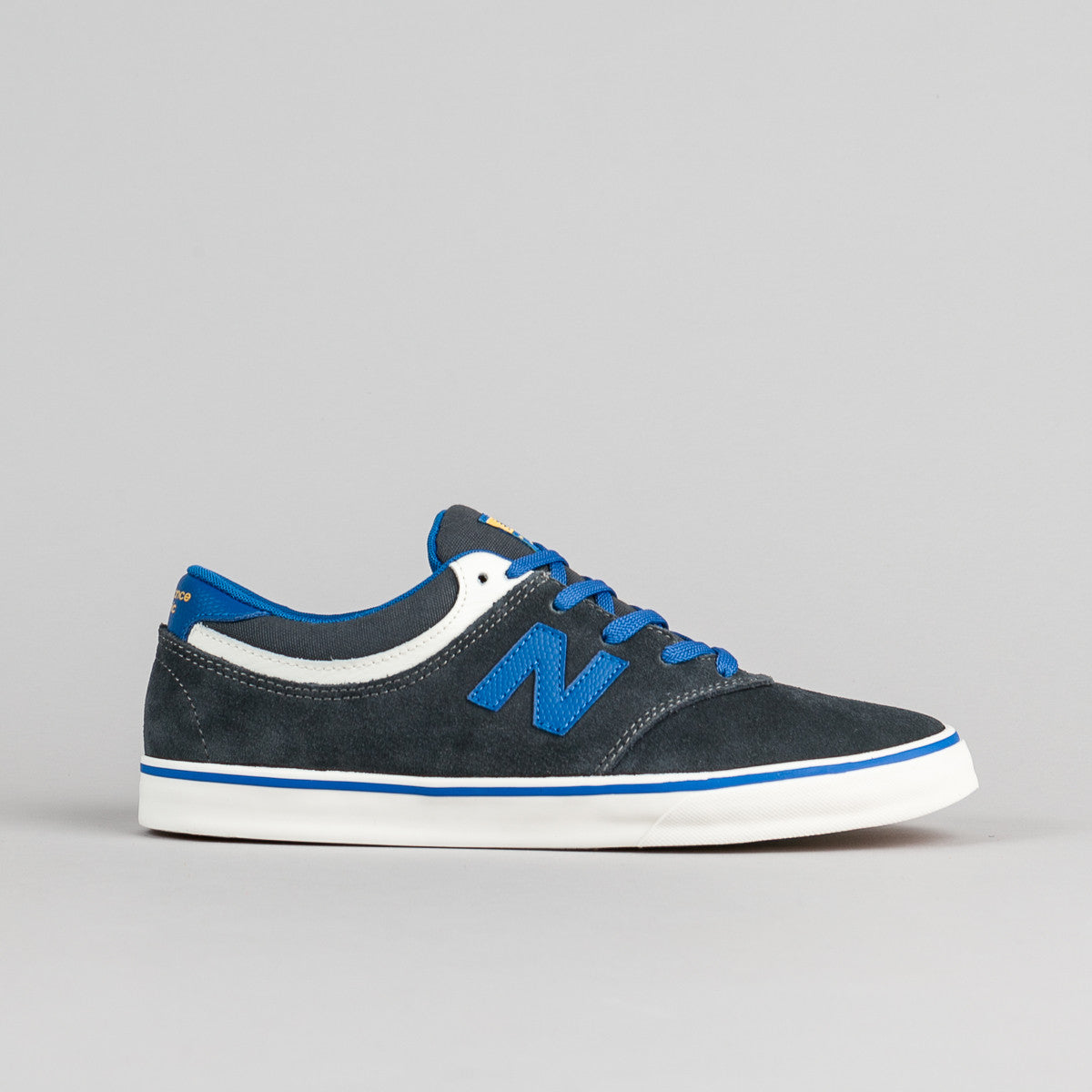 New Balance Numeric Quincy 254 Shoes - Blue / White
