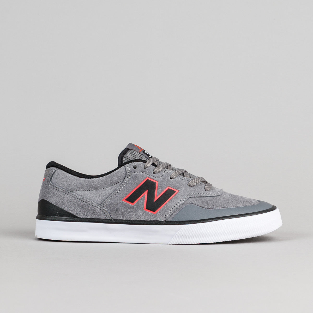 New Balance Numeric Arto 358 Shoes - Grey / Black