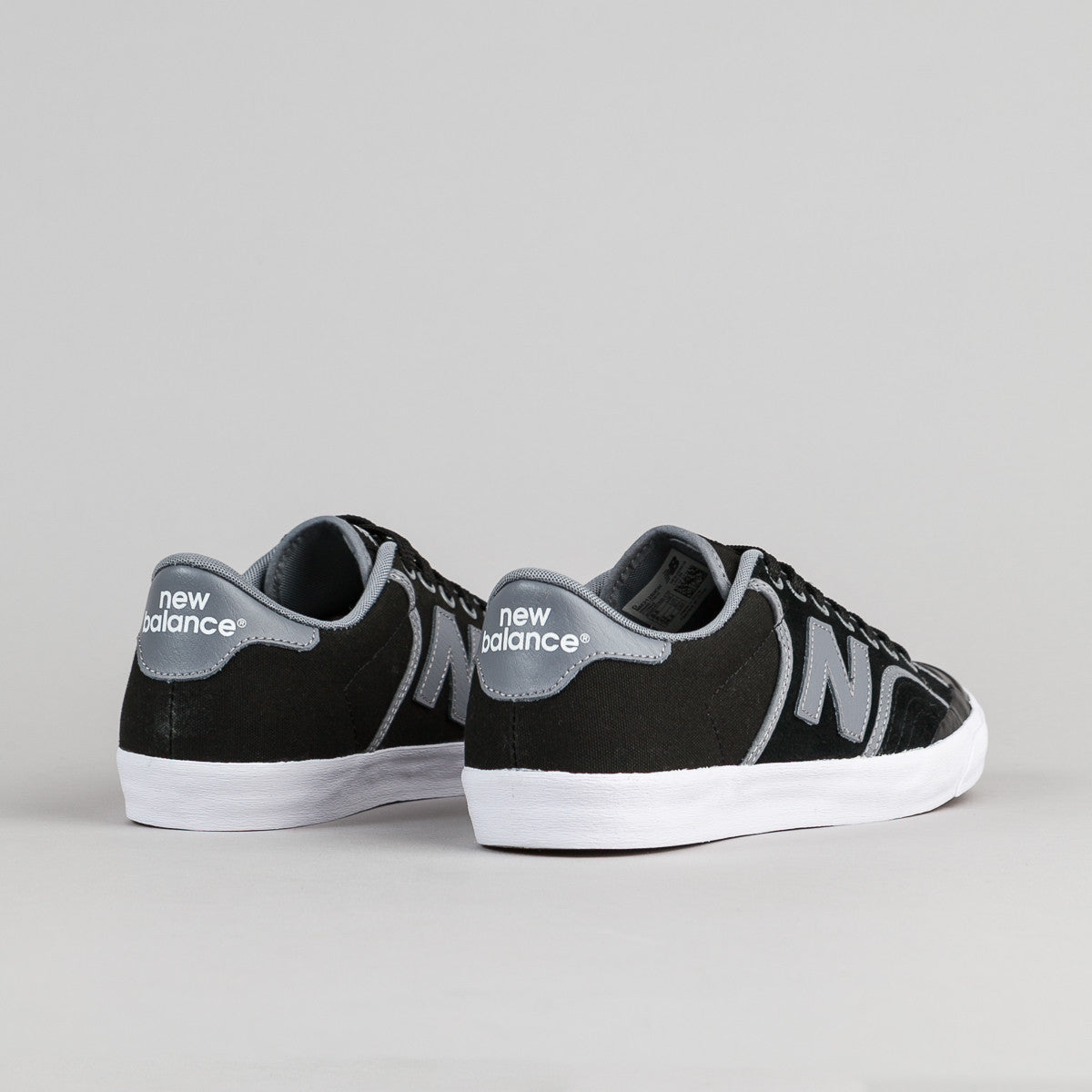 New Balance Numeric Pro Court 212 Shoes - Black / Grey