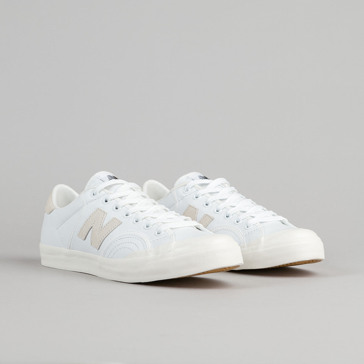 New Balance Numeric Pro Court 212 Shoes - White