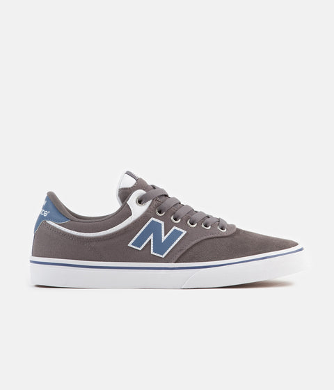 New Balance Numeric 255 Shoes - Grey / Navy