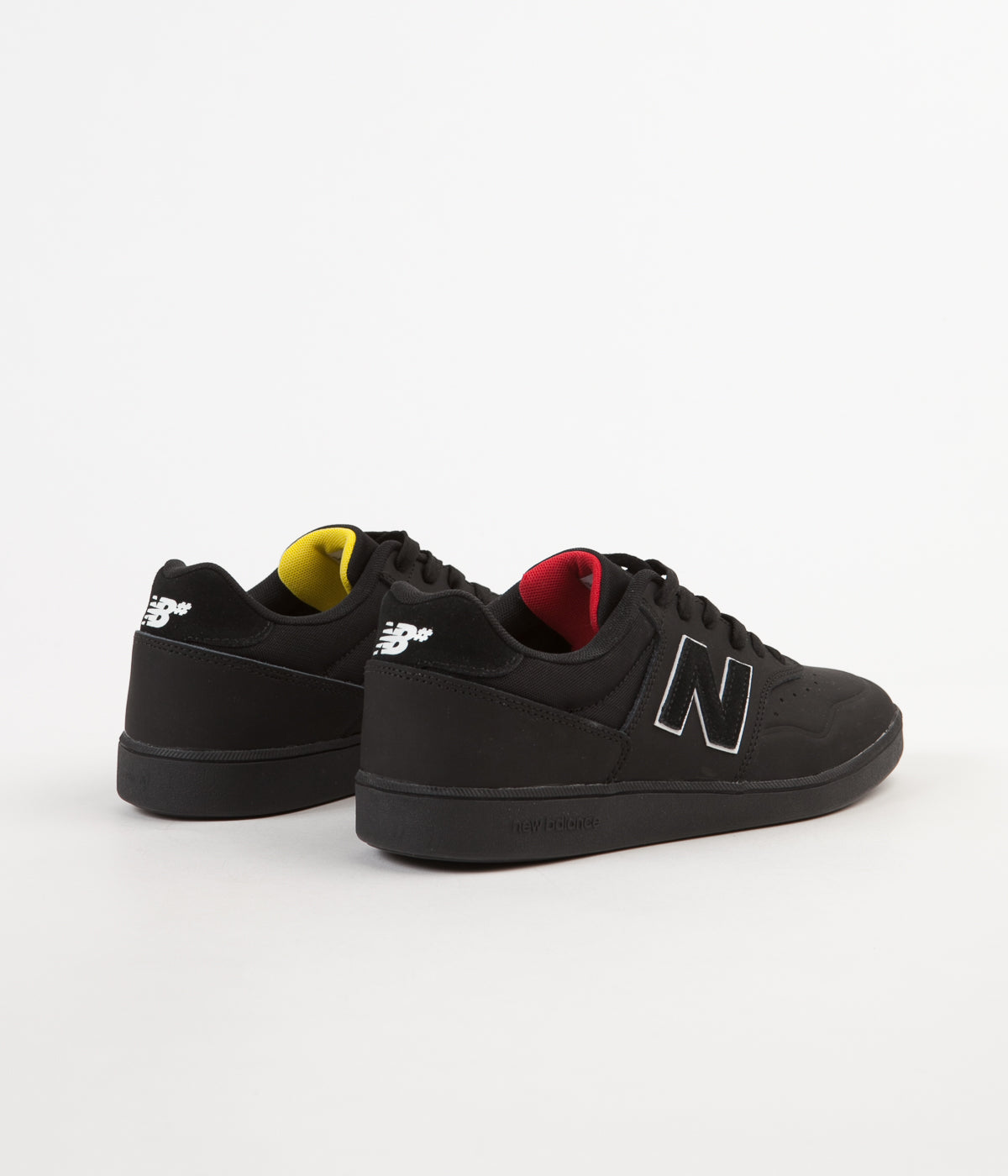 New Balance Numeric 288 Shoes - Black / Black