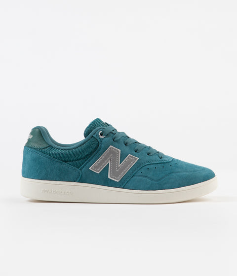 low priced 2a2c1 a564c New Balance Numeric 288 Shoes - Evergreen / Sea Salt