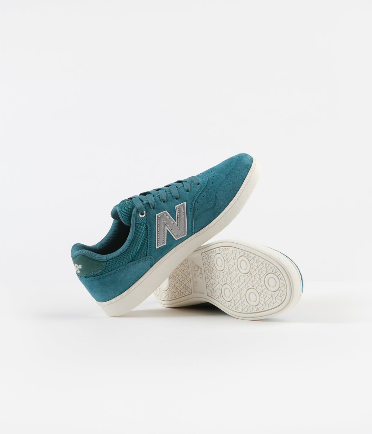 New Balance Numeric 288 Shoes - Evergreen / Sea Salt