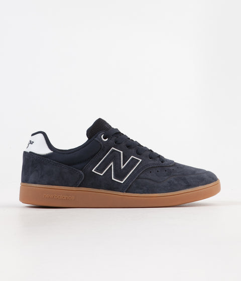 New Balance Numeric 288 Shoes - Navy / Gum