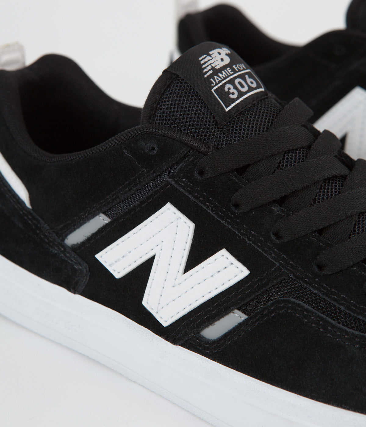 New Balance Numeric 306 Jamie Foy Shoes - Black