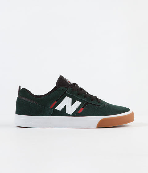 32d47b54e5dae New Balance Numeric 306 Jamie Foy Shoes - Green / Red