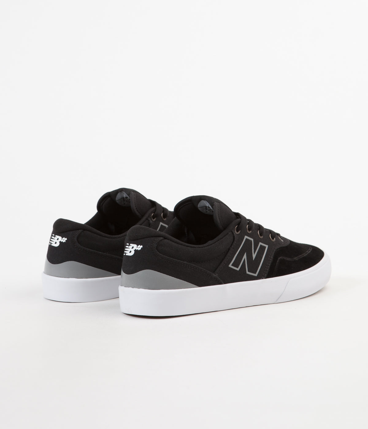 New Balance Numeric 358 Shoes - Black