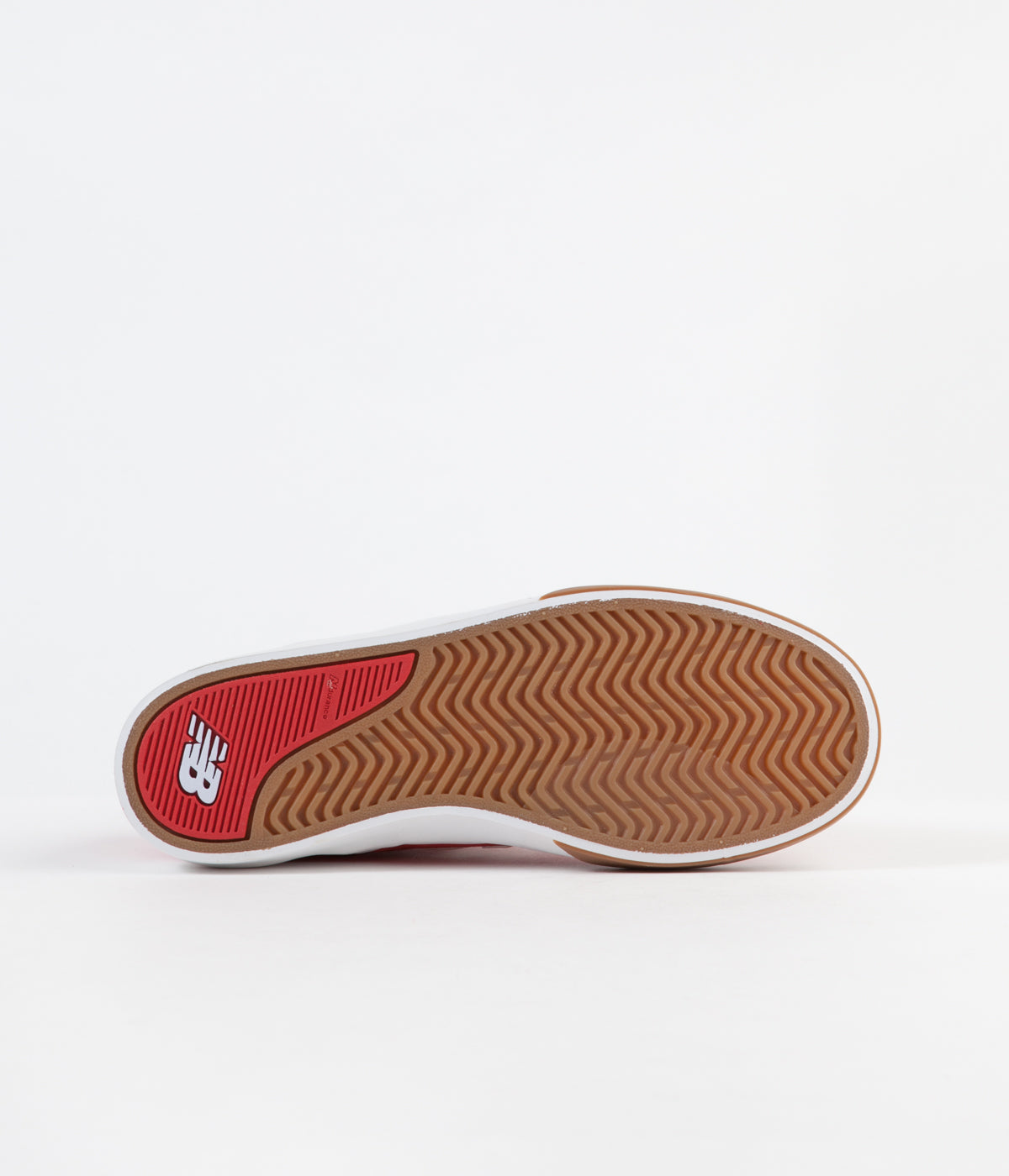 New Balance Numeric 379 Shoes - Red / White
