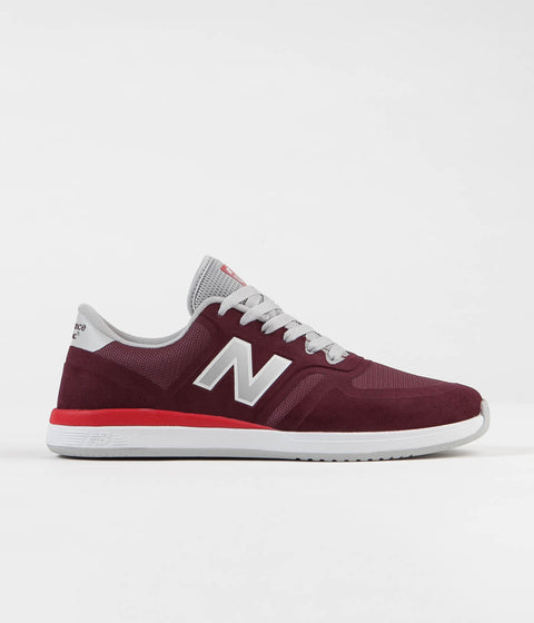 e07a0b4e69c New Balance Numeric 420 Shoes - Burgundy   Red