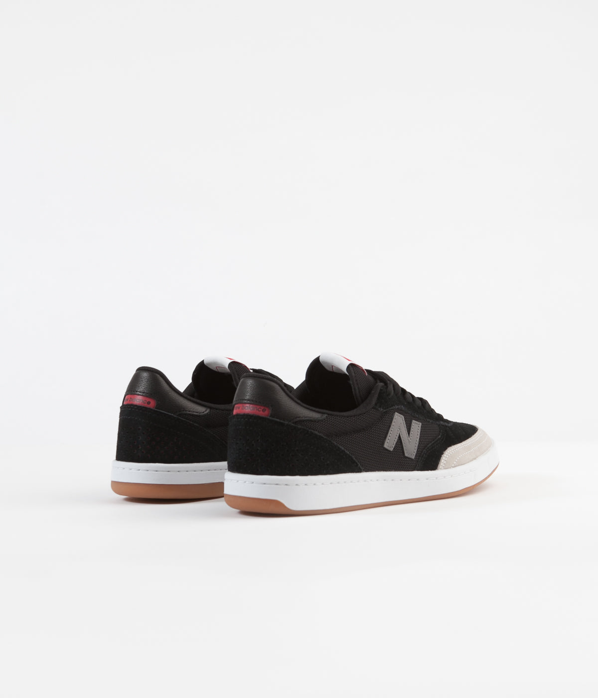 New Balance Numeric 440 Shoes - Black / Grey