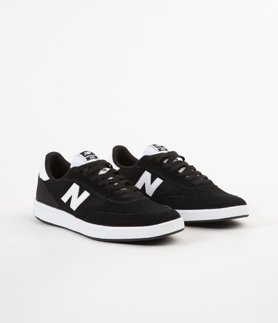 New Balance Numeric 440 Shoes - Black / White