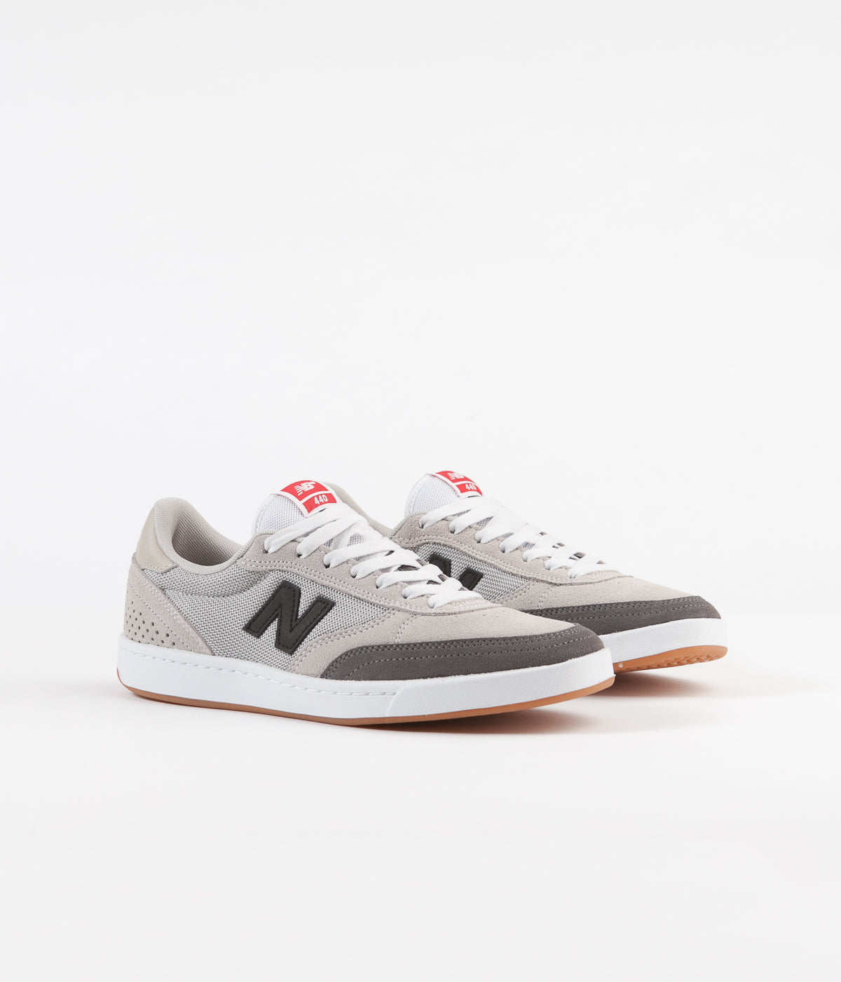 New Balance Numeric 440 Shoes - Clay Grey / Black