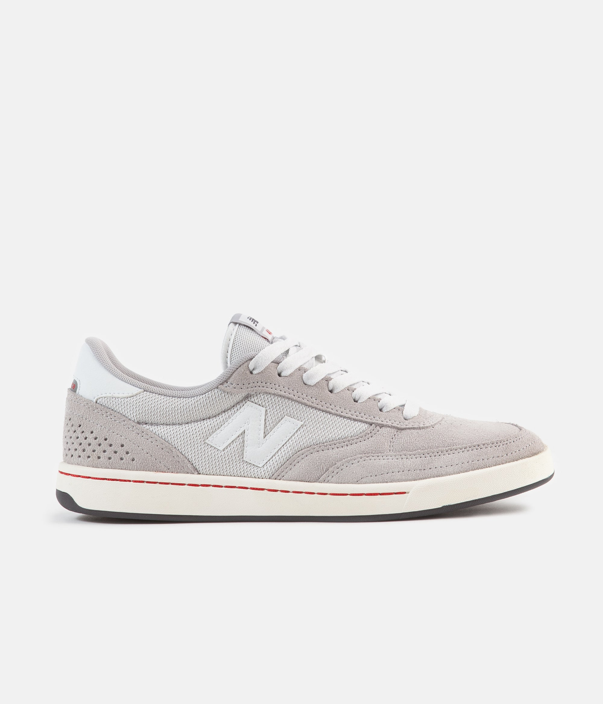 New Balance Numeric 440 Shoes - Grey / White