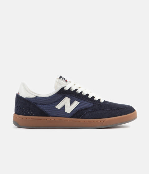 New Balance Numeric 440 Shoes - Navy / Gum
