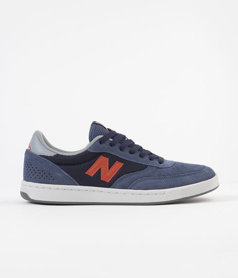 New Balance Numeric 440 Shoes - Navy / Rust