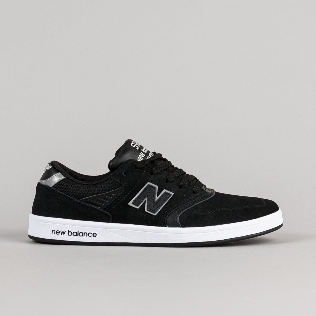 New Balance Numeric 598 Shoes - Black