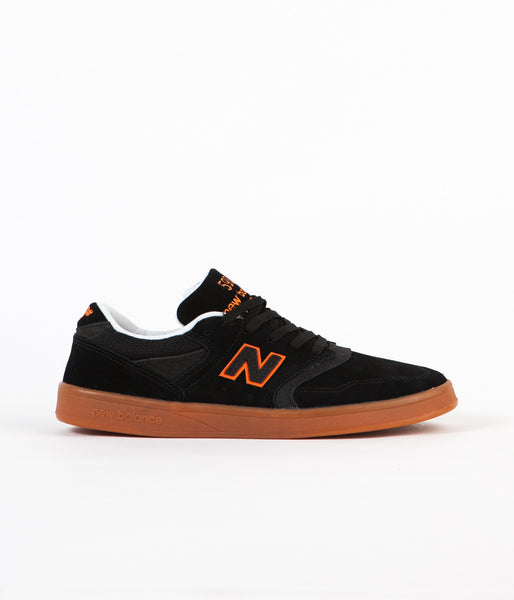 New Balance Numeric 598 Shoes - Black / Mercury
