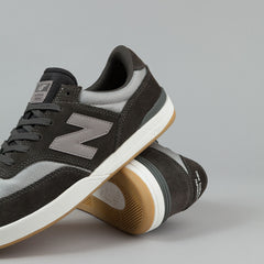 New Balance Numeric Allston 617 Shoes - Grey