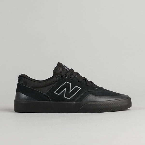 New Balance Numeric Arto 358 Shoes - Blackout