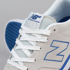 New Balance Numeric Arto 358 Shoes - White