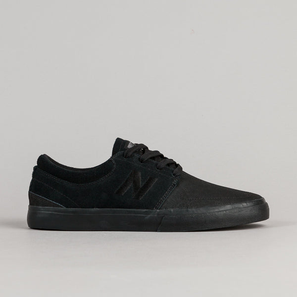 New Balance Numeric Brighton 344 Shoes - Black / Black